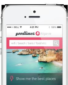 Get the Algarve Goodtimes free iPhone App