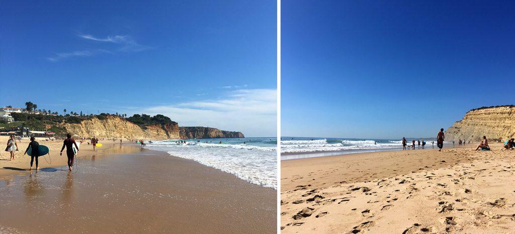 Praia Porto de Mos Lagos Portugal