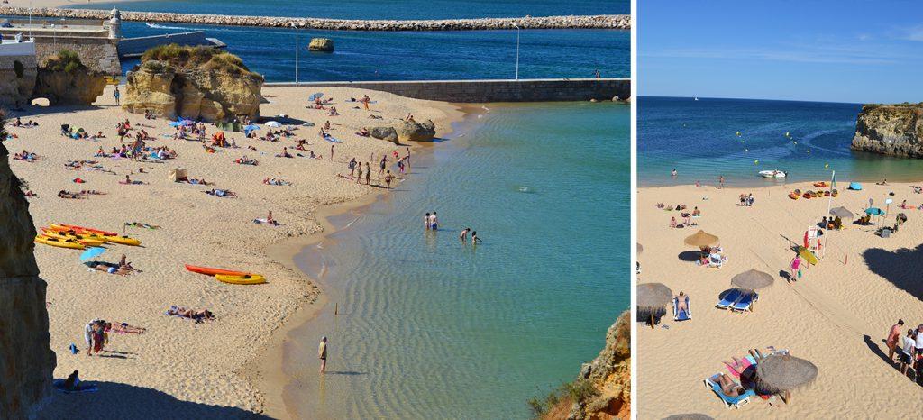 Praia da Batata Lagos Portugal